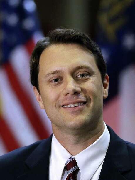 Georgia State Sen. Jason Carter is the grandson of former President Jimmy Carter.