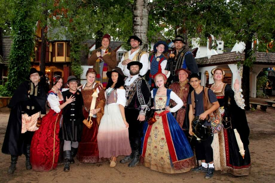 Scenes from the 2013 Texas Renaissance Festival's opening weekend. Photo: Jorge Valdez, File Photo / ONLINE_YES