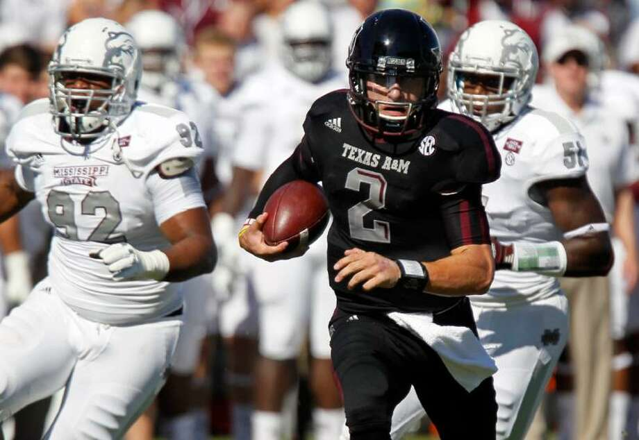 John Football looks for a repeat rip on Mississippi St.