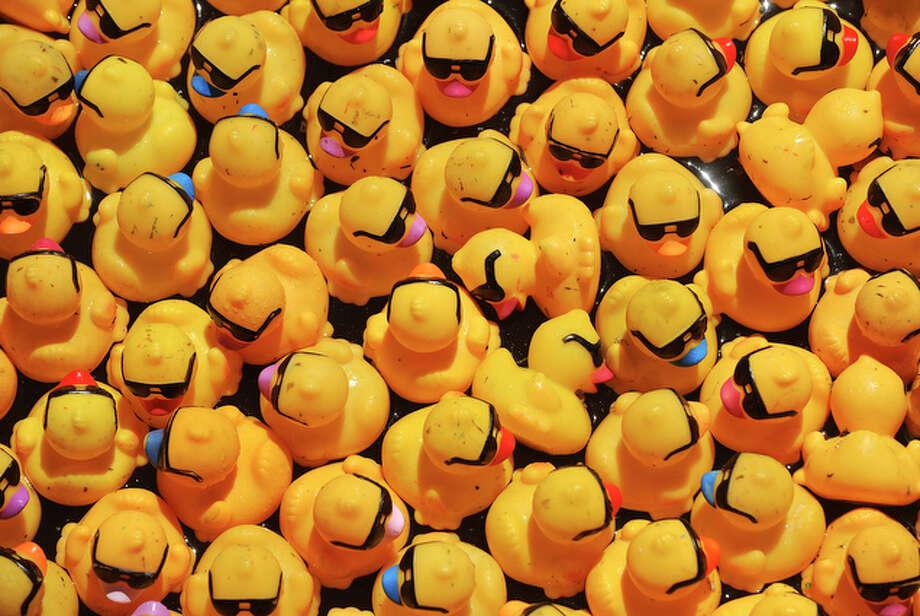 2013 Inductee: The Rubber Duckie / gcalzada@express-news.net