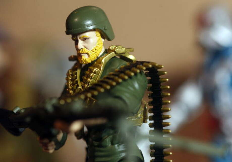 2004 Inductee:G.I. Joe Photo: Bloomberg, Getty Images / Bloomberg