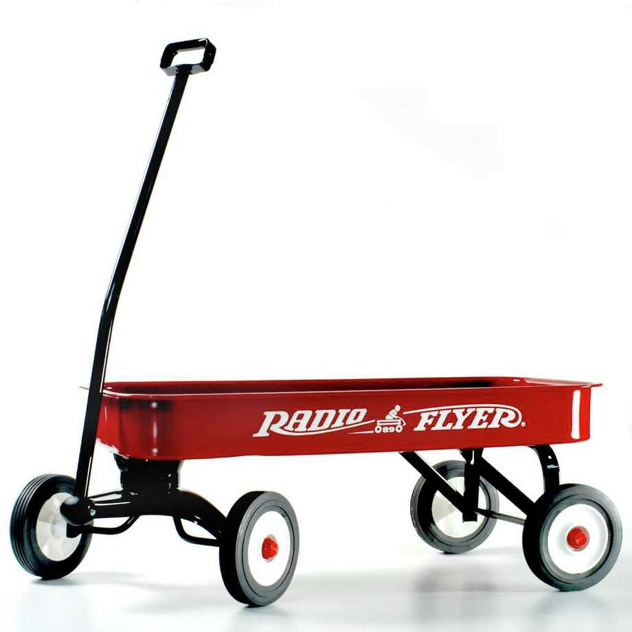 1999 Inductee:Radio Flyer Wagon