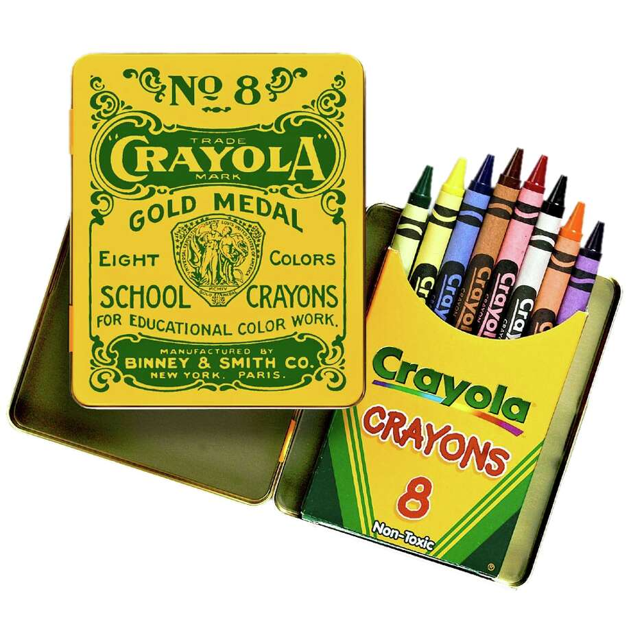 1998 Inductee:Crayola Crayon
