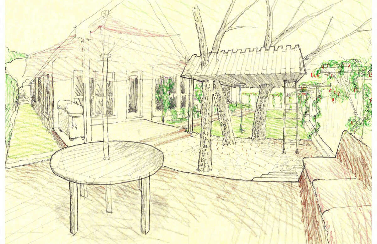 Outdoor spaces that function as extensions of the home are among the directions identified in an AIA Design Trends Survey.