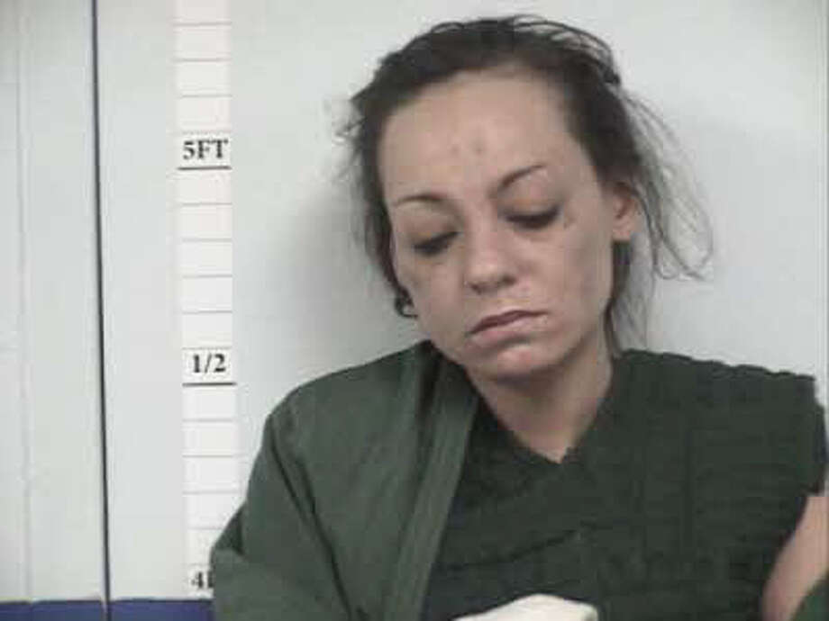 Natasha Ann Whitaker, 31, charged with possession of a controlled substance. Photo: None