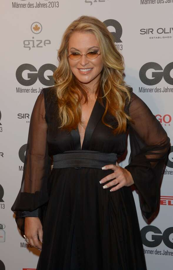 Anastacia arrives at the GQ Men of the Year Award at Komische Oper on November 7, 2013 in Berlin, Germany.  (Photo by Luca Teuchmann/Getty Images  for GQ) Photo: Luca Teuchmann