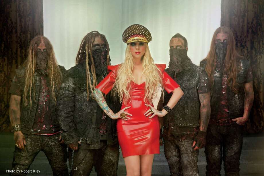 In This Moment, with Maria Brink