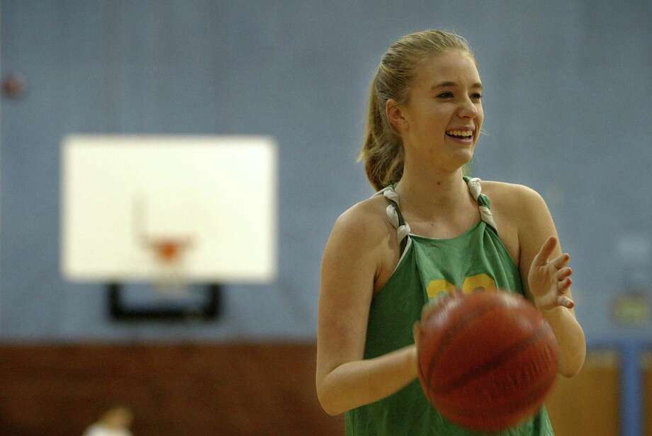 Roosevelt basketball player Molly Boyd in 2006. Photo: GILBERT W. ARIAS, Seattle Post-Intelligencer File / Seattle P-I