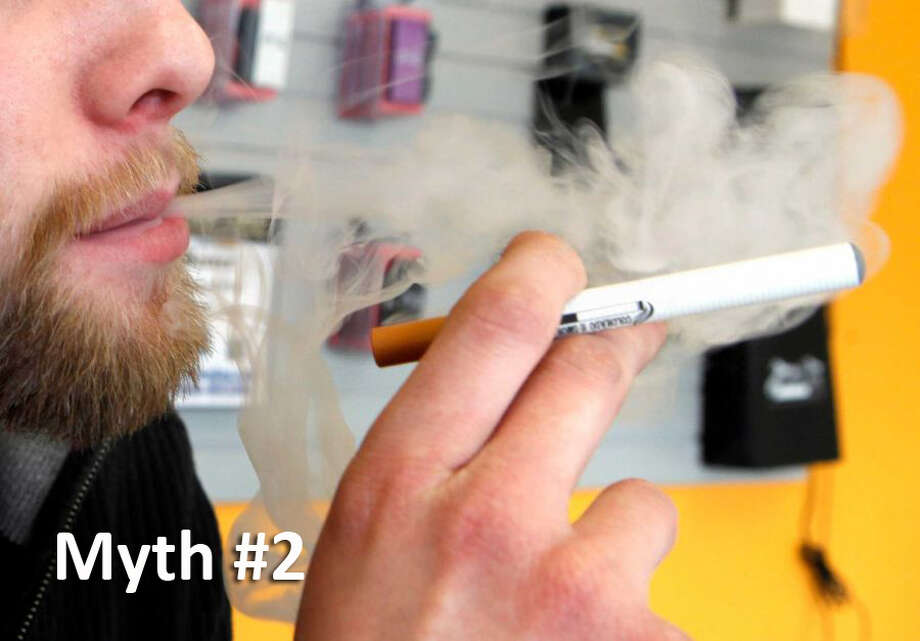 e-Cigarettes, hookahs and cigars are safe alternatives.