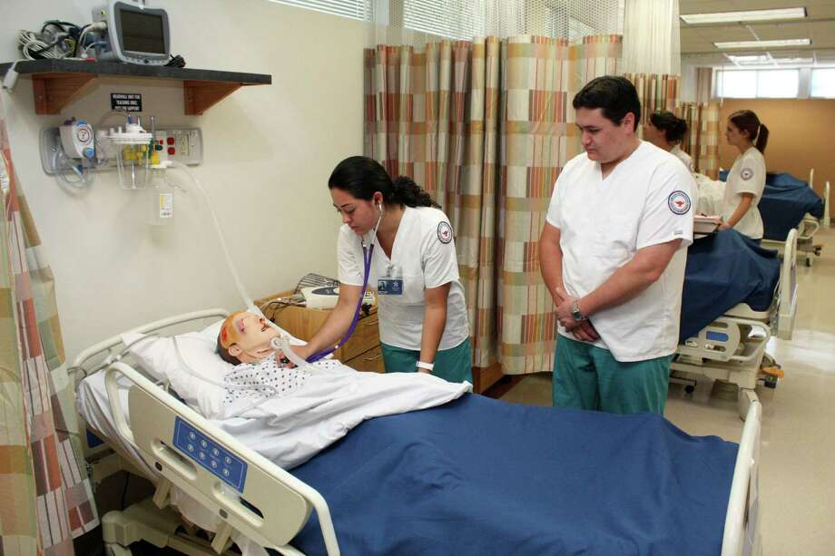 Lone Star College's Tomball Campus is seeing a boom in its nursing programs.