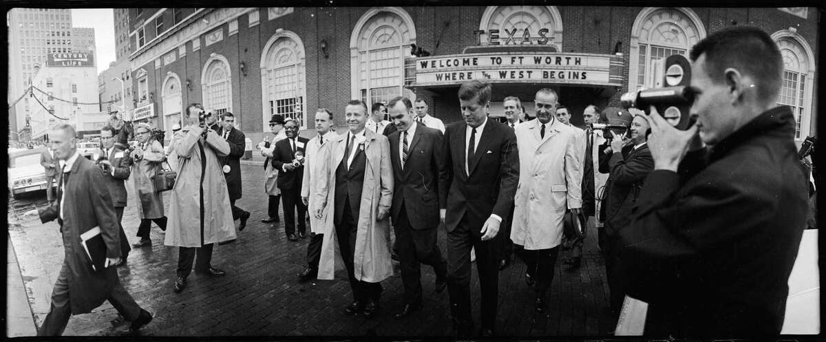U.S. presidents with the highest grandiose narcisissism - No. 1: Lyndon Baines Johnson: Vice President Lyndon Johnson walks through downtown Fort Worth withPresident John F. Kennedy Nov.22, 1963. Kennedy was assassinated later that day in Dallas.