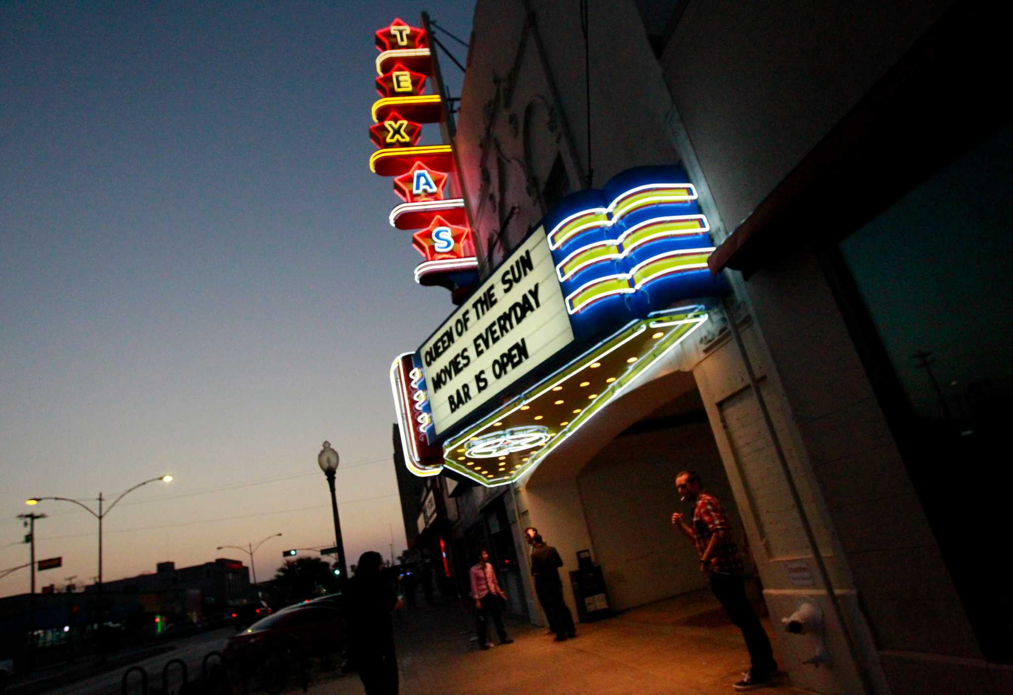 Historic Dallas Theater Where Lee Harvey Oswald Was