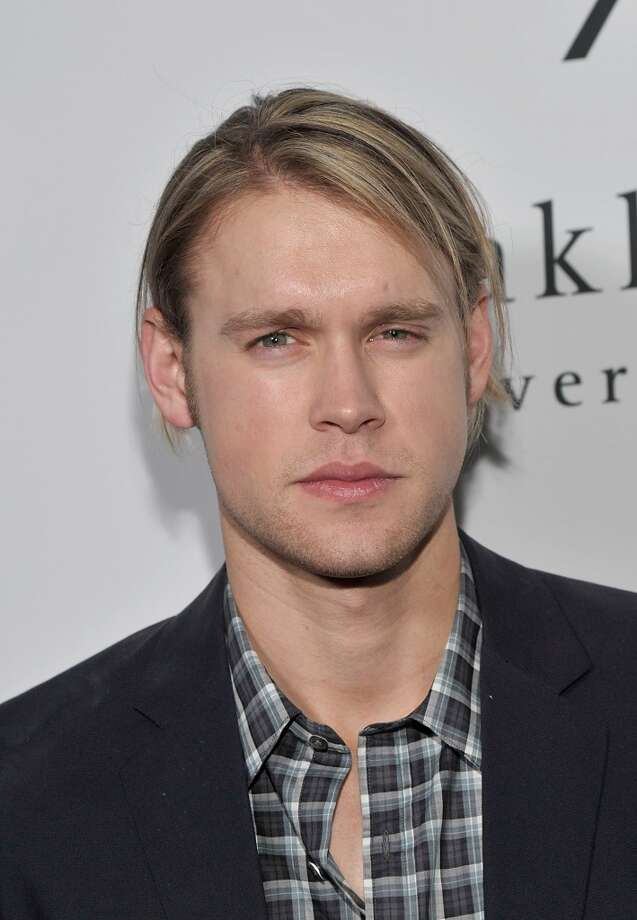 Actor Chord Overstreet attends the Flaunt Magazine En Garde! Issue launch party with Selena Gomez and Amanda De Cadenet at Hakkasan Restaurant Beverly Hills on November 7, 2013 in Beverly Hills, California. Photo: John M. Heller, Getty Images