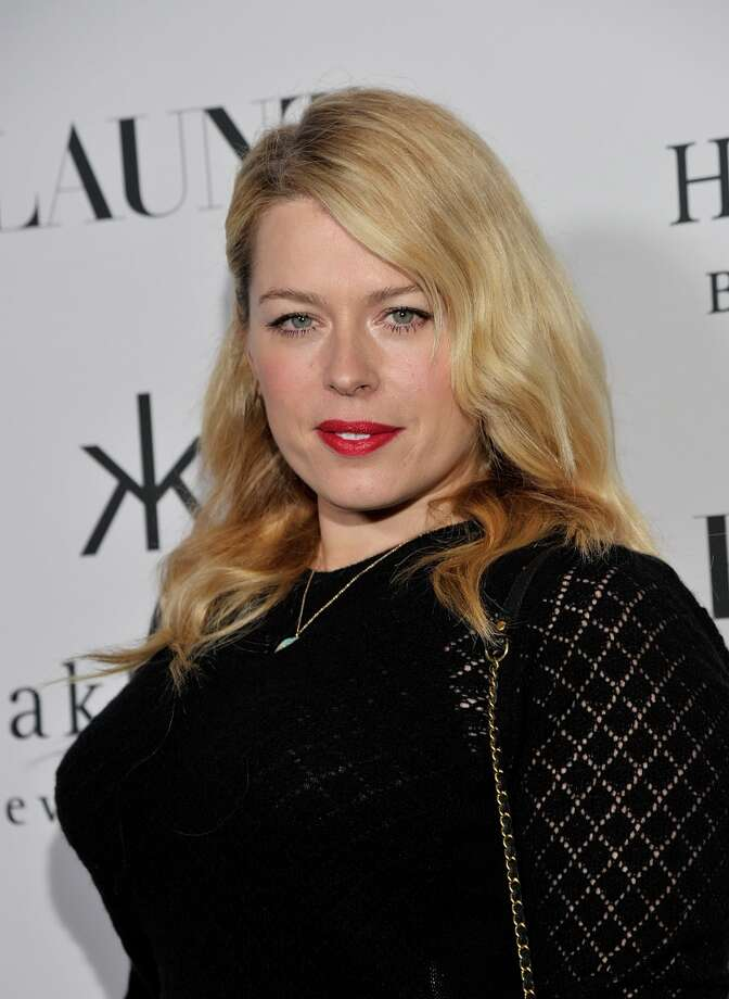 Actress/photographer Amanda  de Cadenet attends the Flaunt Magazine En Garde! Issue launch party with Selena Gomez and Amanda De Cadenet at Hakkasan Restaurant Beverly Hills on November 7, 2013 in Beverly Hills, California. Photo: John M. Heller, Getty Images