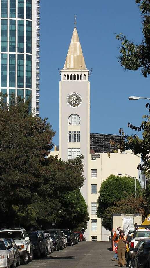 Clocktower Lofts  461 Second St. Photo: John King