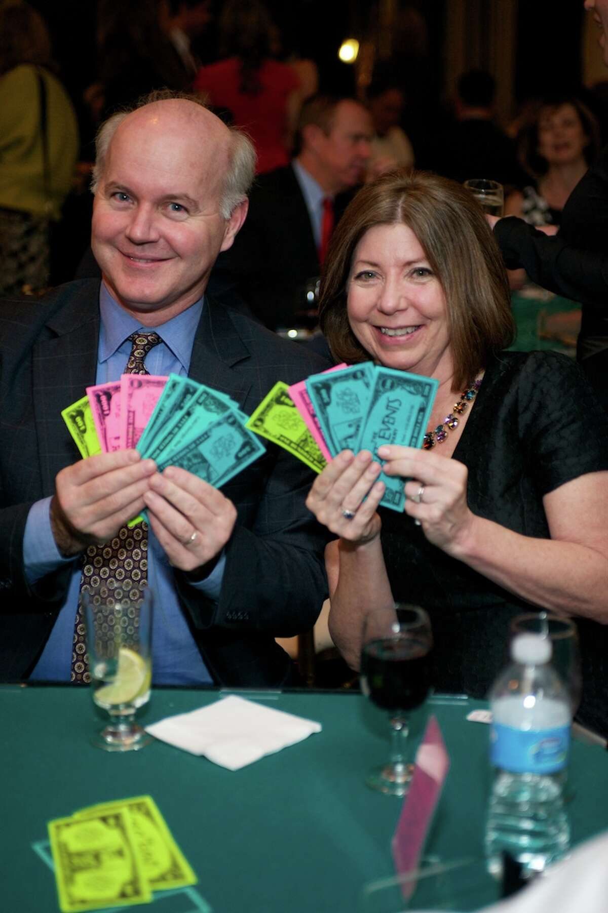 Were you Seen at the third annual Northeastern Association of the Blind at Albany's Casino Night fundraiser, held at the Albany Country Club in Voorheesville on Thursday, Nov. 7, 2013?