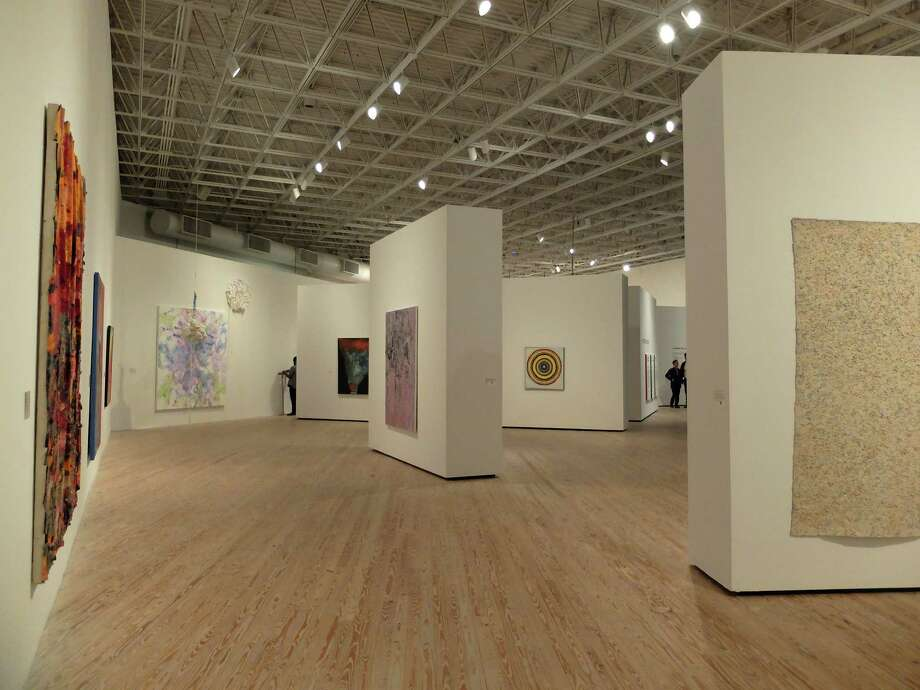 The Contemporary Arts Museumis free and features seasonal exhibits. Photo: Molly Glentzer / ONLINE_YES