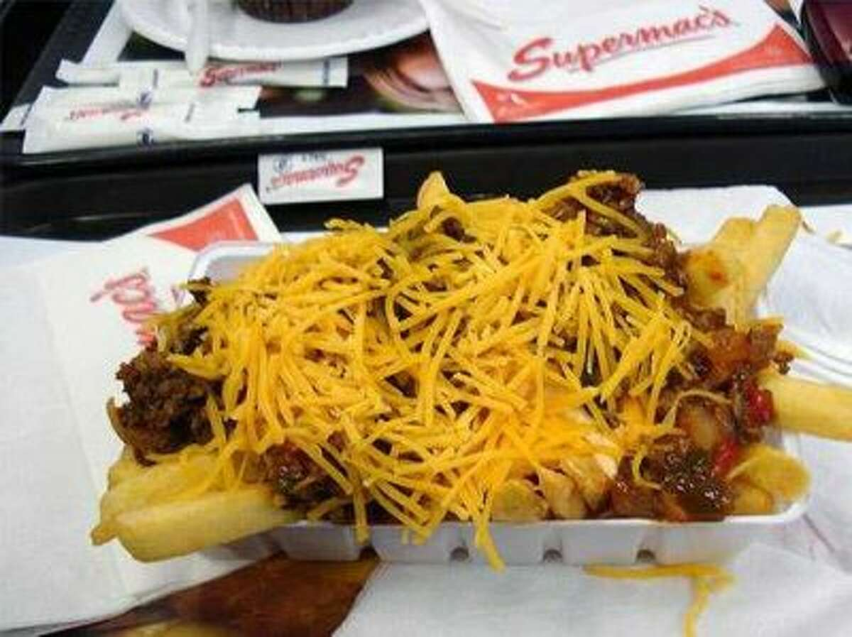 Supermac's Country: Ireland Why it's great: This burger joint uses only Irish beef and serves French fries eight different ways, topping them with everything from coleslaw to taco meat. Signature menu item: The curry cheese fries. www.supermacs