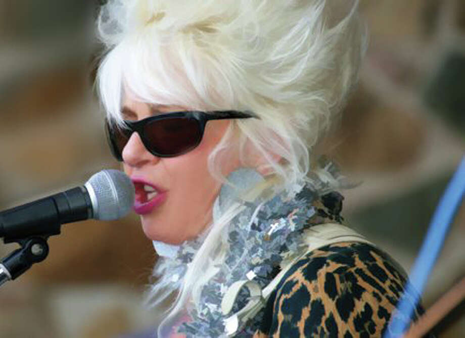 "Christine Ohlman,the vocalist with NBC's ""Saturday Night Live"" band, will perform with her band at the Fairfield Theater Company on Friday. Find out more.  Photo: Contributed Photo / The News-Times Contributed"