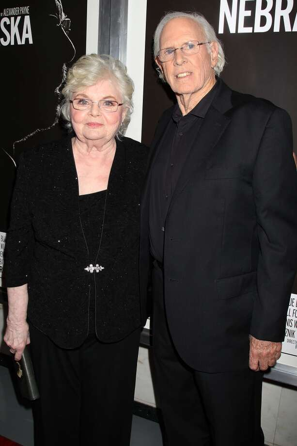 "June Squibb is among the actors scheduled to attend the SFFS Fall Celebration at the Battery social club. This image released by Starpix shows actors June Squibb, left, and Bruce Dern at a screening of their film, ""Nebraska,"" Wednesday, Nov. 6, 2013, at the Paris Theatre in New York. (AP Photo/Starpix, Dave Allocca) Photo: Dave Allocca, Associated Press"