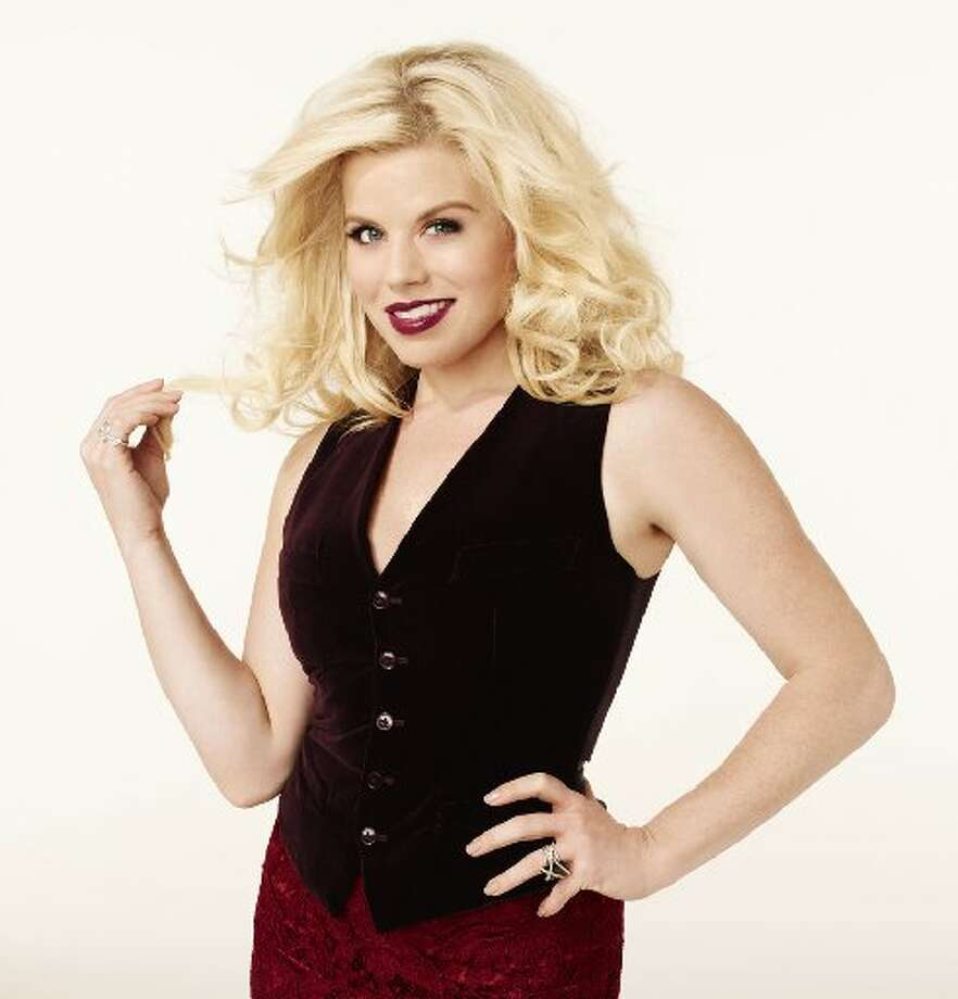 Megan Hilty will perform pops concerts with the Houston Symphony Nov. 15-17.