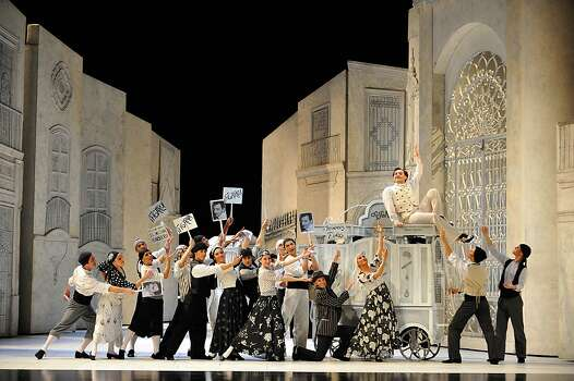 "And high culture? San Francisco has the opera (pictured here performing ""The Barber of Seville"") and all the rest. It matters a great, great deal. Photo: Marie-Noelle Robert"