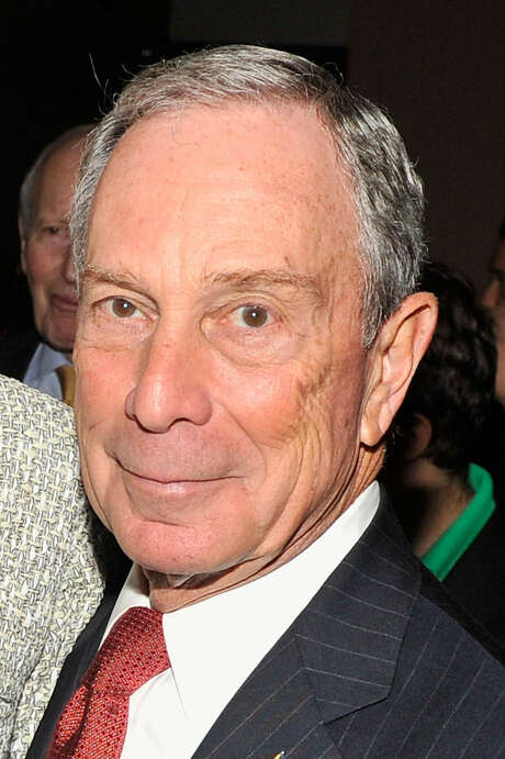 Michael Bloomberg does not see trouble in the change to a new mayor.