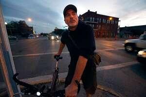Photographer Rick Hunter in San Antonio.