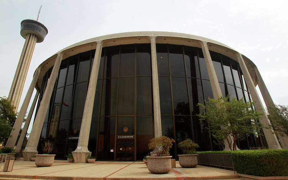 The John H. Wood Jr. U.S. Courthouse was built to serve as a theater for HemisFair '68. It is inadequate as a courthouse. Photo: JOHN DAVENPORT, SAN ANTONIO EXPRESS-NEWS / ©San Antonio Express-News