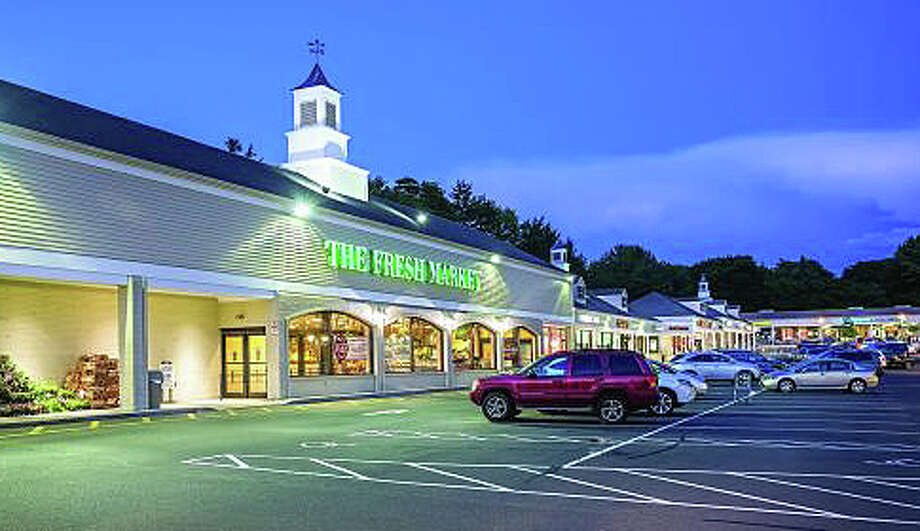 The Fresh Market is anchor tenant at 605 Post Road East, a shopping complex recently sold for $28,120,000, part of an overall transaction involving nearby commercial properties totaling $54.25 million. Photo: Contributed Photo / Westport News contributed