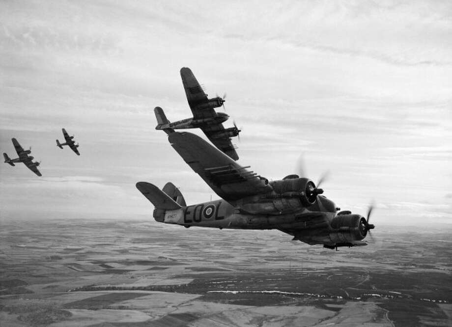 A Royal Air Force Type 156 Beaufighter. Photo: IWM/Getty Images, Getty Images / IWM (CH 17873)