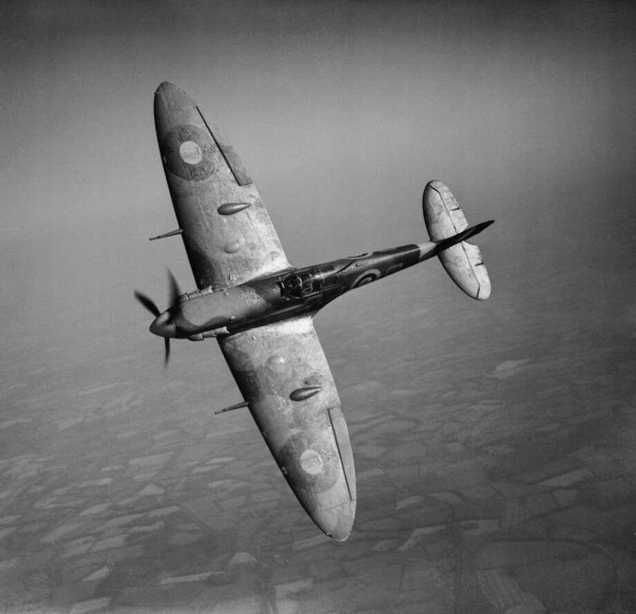The Royal Air Force Supermarine Spitfire Mark VB. Photo: IWM/Getty Images, Getty Images / IWM (CH 2929)