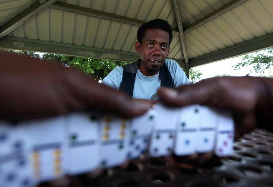 2012 Inductee: Dominoes Photo: Johnny Hanson, Houston Chronicle / © 2012  Houston Chronicle