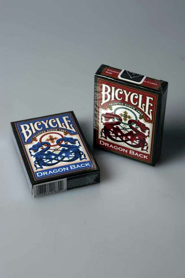 2010 Inductee: Playing Cards Photo: San Antonio Express-News, Helen L. Montoya / SAN ANTONIO EXPRESS-NEWS