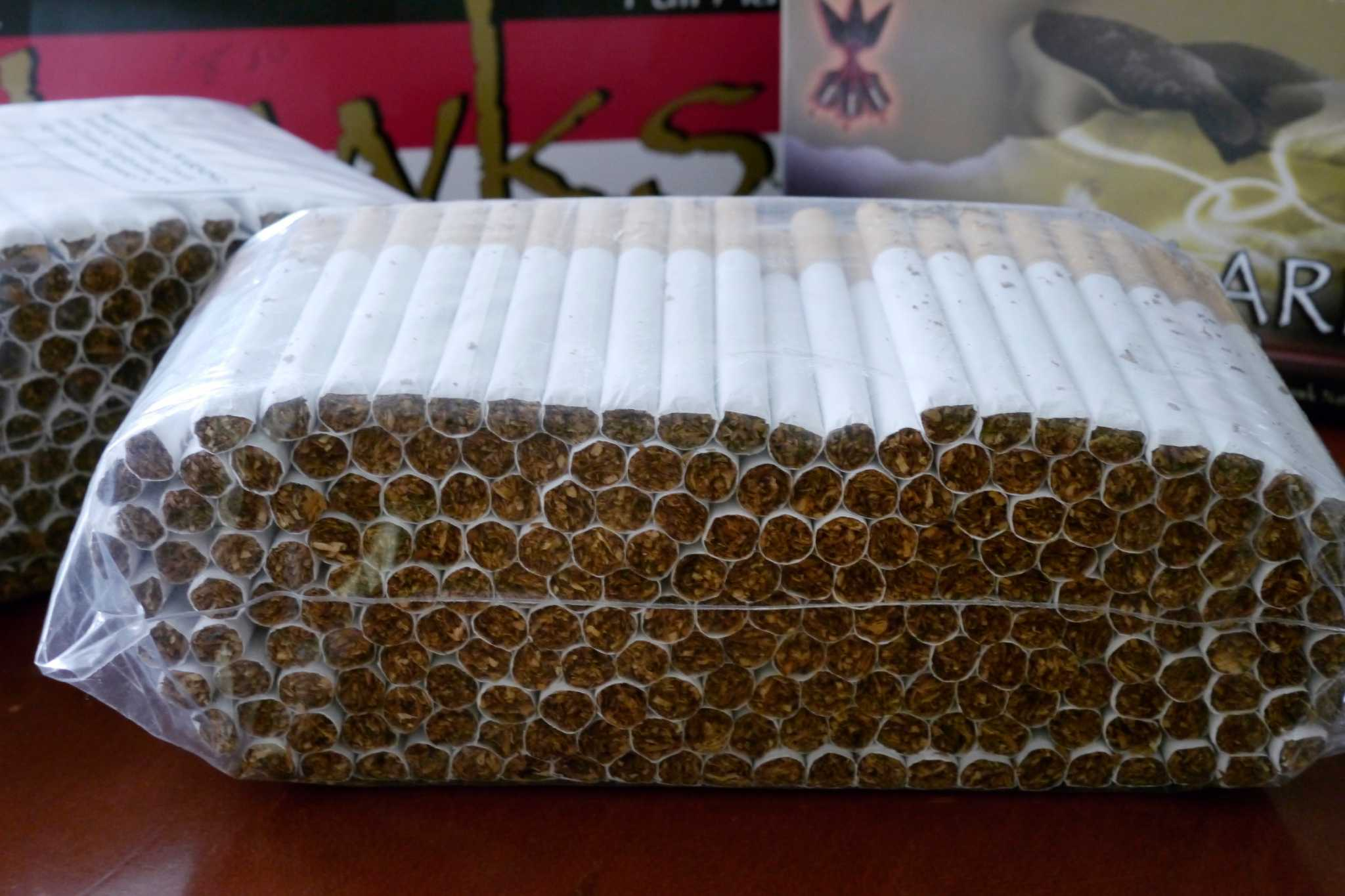 Illicit tobacco fight's weak link - Times Union