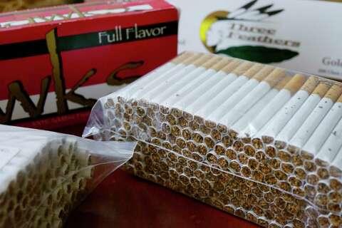 Illicit tobacco fight's weak link - Times Union