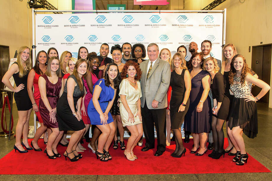 Were You Seen at the 6th Annual Red, White and Chocolate Casino Night to Benefit the Boys & Girls Clubs of Albany at the NYS Museum on Friday, November 8, 2013? Photo: Brian Tromans
