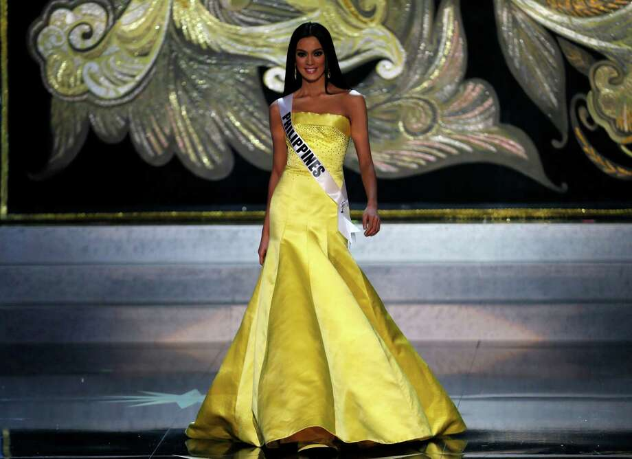 Miss Philippines Ariella Arida participates in the 2013 Miss Universe pageant in Moscow, Russia, Saturday, Nov. 9, 2013. Photo: Pavel Golovkin, AP / AP