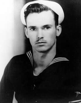 Hospital Corpsman John E. Kilmer 1930-1952Korean WarHospital Corpsman, U.S. Navy, attached to duty as a medical corpsman with a Marine rifle company in the 1st Marine DivisionKorea, 13 August 1952 For conspicuous gallantry and intrepidity at the risk of his life above and beyond the call of duty in action against enemy aggressor forces. With his company engaged in defending a vitally important hill position well forward of the main line of resistance during an assault by large concentrations of hostile troops, HC Kilmer repeatedly braved intense enemy mortar, artillery, and sniper fire to move from 1 position to another, administering aid to the wounded and expediting their evacuation. Painfully wounded himself when struck by mortar fragments while moving to the aid of a casualty, he persisted in his efforts and inched his way to the side of the stricken marine through a hail of enemy shells falling around him. Undaunted by the devastating hostile fire, he skillfully administered first aid to his comrade and, as another mounting barrage of enemy fire shattered the immediate area, unhesitatingly shielded the wounded man with his body. Mortally wounded by flying shrapnel while carrying out this heroic action, HC Kilmer, by his great personal valor and gallant spirit of self-sacrifice in saving the life of a comrade, served to inspire all who observed him. His unyielding devotion to duty in the face of heavy odds reflects the highest credit upon himself and enhances the finest traditions of the U.S. Naval Service. He gallantly gave his life for another. Photo: U.S. Navy, Wikimedia Commons