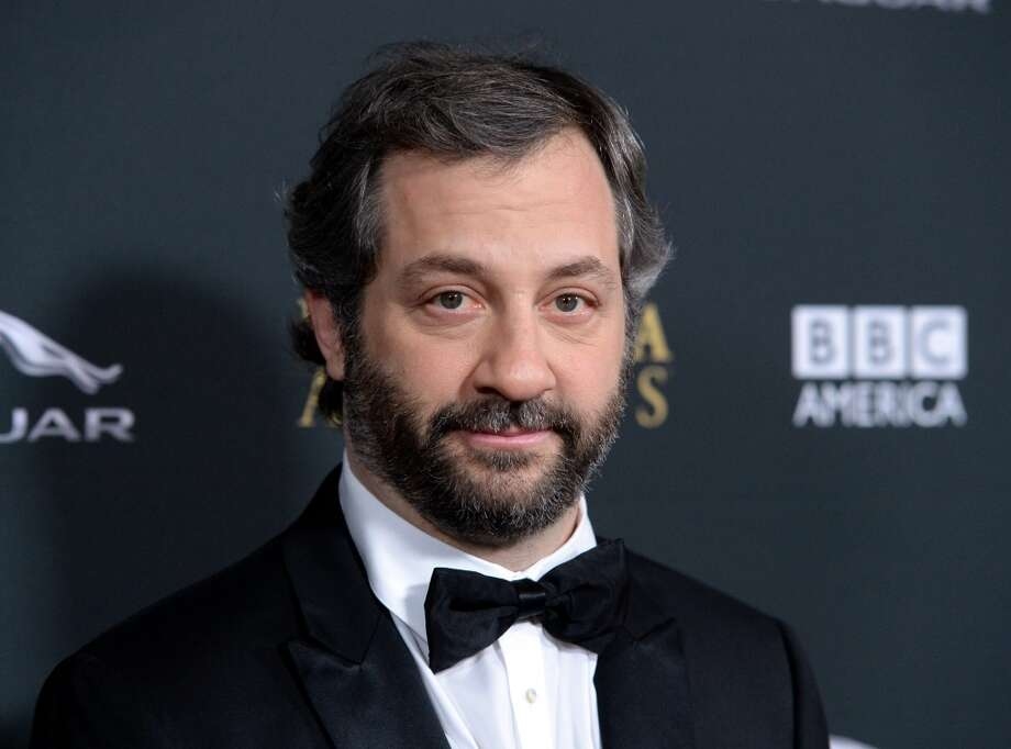 Director Judd Apatow attends the 2013 BAFTA LA Jaguar Britannia Awards presented by BBC America at The Beverly Hilton Hotel on November 9, 2013 in Beverly Hills, California. Photo: Jason Merritt, Getty Images