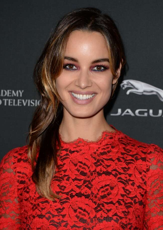 Actress Berenice Marlohe attends the 2013 BAFTA LA Jaguar Britannia Awards presented by BBC America at The Beverly Hilton Hotel on November 9, 2013 in Beverly Hills, California. Photo: Jason Merritt, Getty Images