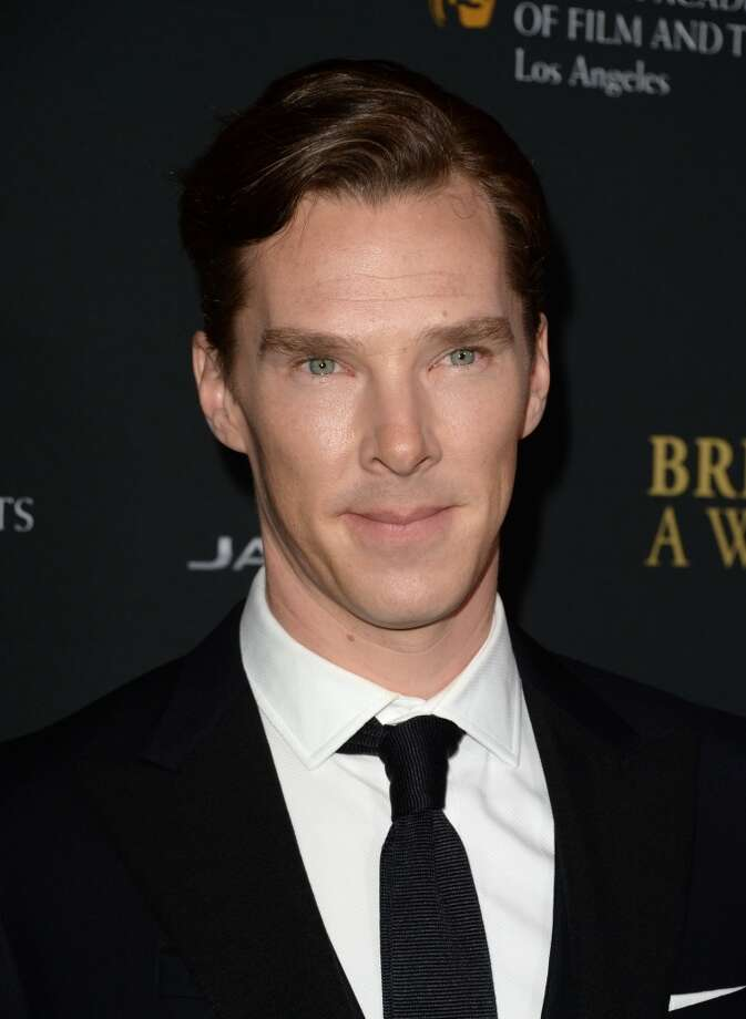 Actor Benedict Cumberbatch attends the 2013 BAFTA LA Jaguar Britannia Awards presented by BBC America at The Beverly Hilton Hotel on November 9, 2013 in Beverly Hills, California. Photo: Jason Merritt, Getty Images