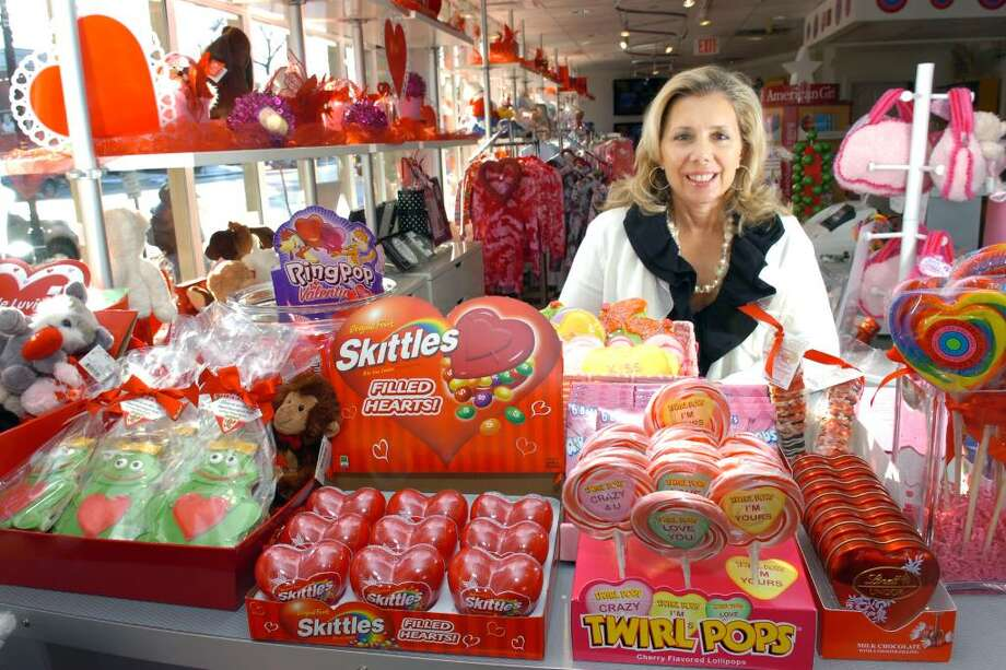 Nanci Lewis, owner of Sweet Rexie's, in Fairfield, Conn. Jan. 28th, 2010. Photo: Ned Gerard / Connecticut Post