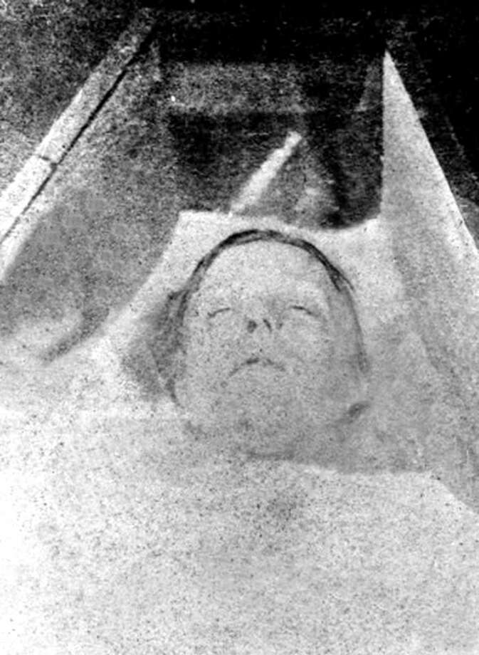 Picture from Scotland Yard of Mary Ann Nicholls victim of serial killer Jack the Ripper September 1888 Photo: Apic, Getty Images / ©APIC