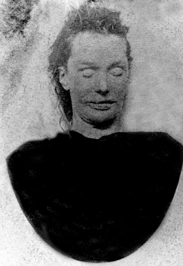 Photo of Scotland Yard showing Elizabeth Stride, one of the victims of serial killer Jack the Ripper in September 1888  Photo: Apic, Getty Images / ©APIC
