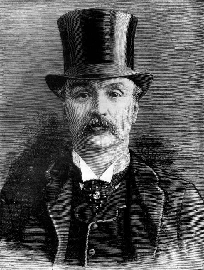 circa 1880:  James Maybrick, the wealthy cotton merchant thought by some to have been Jack the Ripper. Photo: Hulton Archive, Getty Images / Hulton Archive