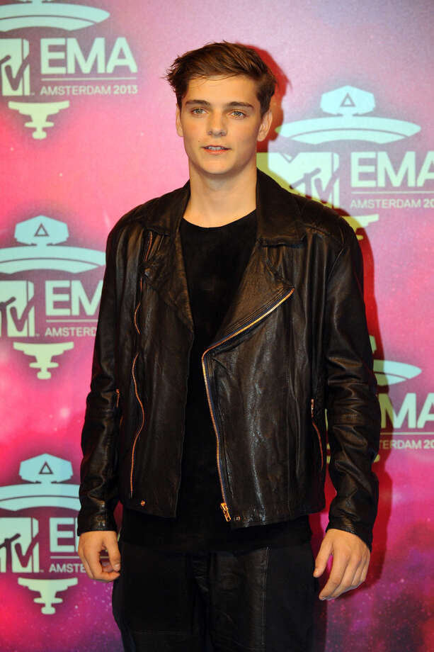 Portuguese singer Filipe Pinto poses as he arrives to attend the MTV European Music Awards (EMA) 2013 at the Ziggo Dome on November 10, 2013 in Amsterdam, The Netherlands. Photo: JOHN THYS, Getty Images / AFP