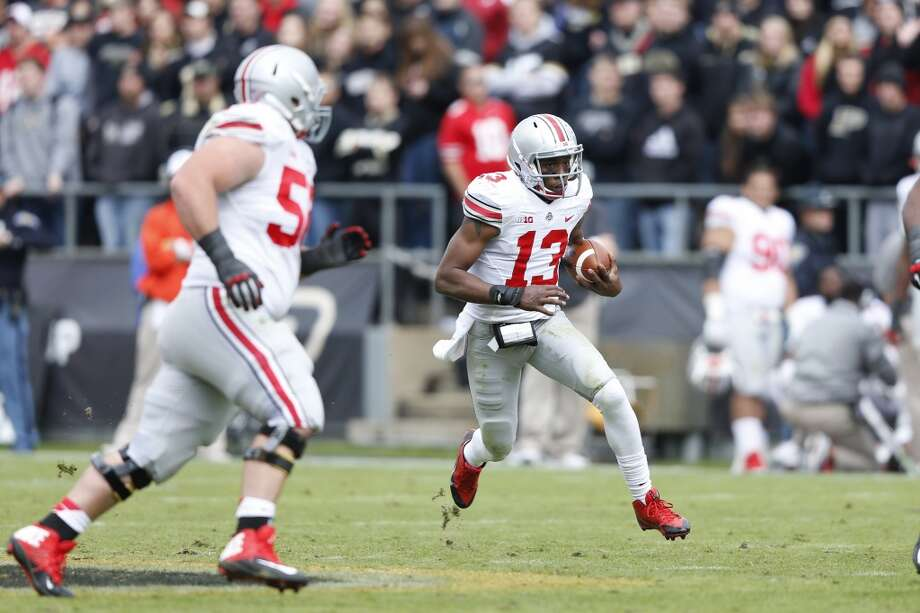 3. Ohio State Photo: Joe Robbins, Getty Images