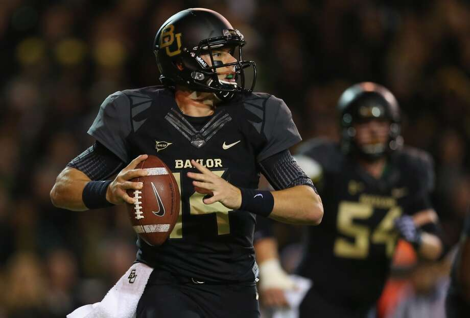 5. Baylor Photo: Ronald Martinez, Getty Images