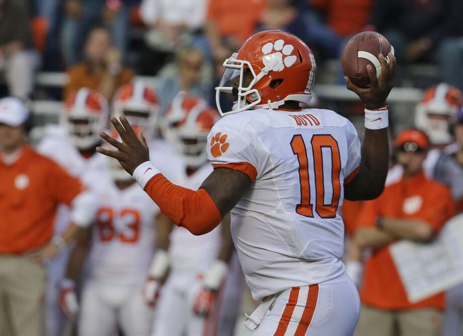 8. Clemson Photo: Steve Helber, Associated Press